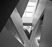 Ian Potter Gallery, Federation Square, Melbourne by Robert Dettman