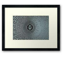 Sieve! Framed Print