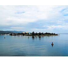 Montego Bay  Shore Line Photographic Print