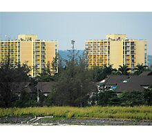 Jamaica Hotels Photographic Print