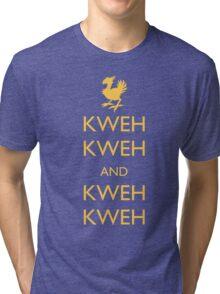 Keep Calm Chocobo Tri-blend T-Shirt