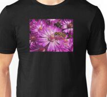 Ruschia macowanii pollinated by a Flower Bee Unisex T-Shirt