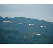 Jamaican Plantation Houses Photographic Print