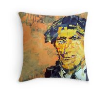 'So tired of the tango' Throw Pillow