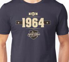 Born in 1964 (Cream&Choco) Unisex T-Shirt