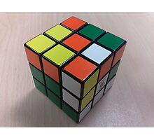 It's Not Rubik's... It's Mine... Photographic Print