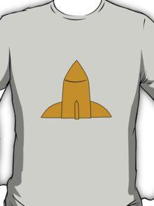 Rocket power cartoon throwback geek funny nerd T-Shirt