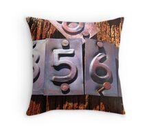 3566 Throw Pillow