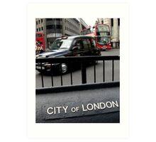 London Transport (UK) Art Print
