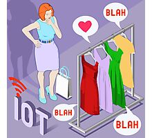 Wearable Fashion Iot Brand Photographic Print