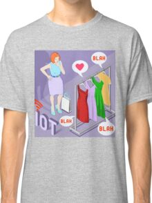 Wearable Fashion Iot Brand Classic T-Shirt