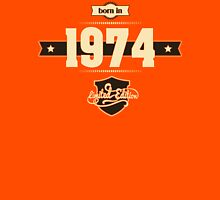 Born in 1974 (Cream&Choco) T-Shirt
