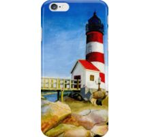 The Lighthouse iPhone Case/Skin
