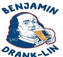 Benjamin Drank-Lin by ClassyThreads