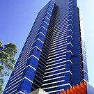 Eureka Tower, Melbourne, Australia by Robert Dettman