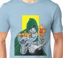 The Fantastic Four in the hands of Doom! Unisex T-Shirt