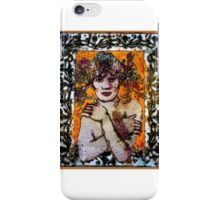 AND SHE STOOD AGAINST THEM ALL iPhone Case/Skin