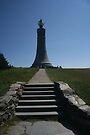 Mount Greylock, Massachusetts Lighthouse by Allen Lucas