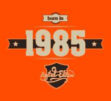 Born in 1985 (Cream&Choco) by ipiapacs
