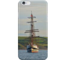 Tall Ship Stavros S Niarchos iPhone Case/Skin