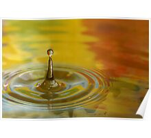 Droplet #13 Poster