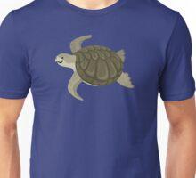 Happy Kemp's Ridley Sea Turtle Unisex T-Shirt