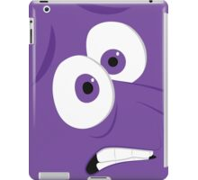 Fear is asking who are you - Inside Out iPad Case/Skin