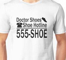 555-SHOE Unisex T-Shirt