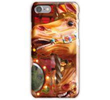 Merry-Go-Round Michelle II iPhone Case/Skin