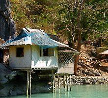 my HOME KUBO / PALAWAN by myamateurshots