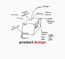 Product Design - The Box Theory Unisex T-Shirt
