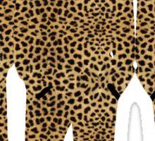 Jaguar Cats T-Shirt Sticker