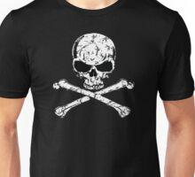 Skull Crossbones  Unisex T-Shirt