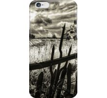 One of those days iPhone Case/Skin