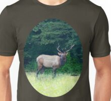 Cherokee Elk Unisex T-Shirt