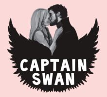 Once Upon a Time - Captain Swan Baby Tee