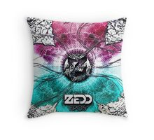 Zedd Epos Throw Pillow