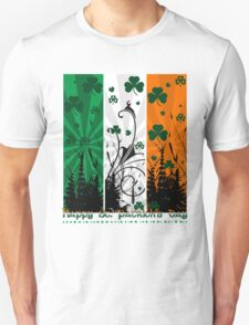 Saint Patricks Day T Shirt With Transparent Background T-Shirt