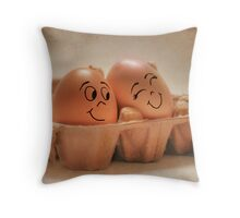 I love you Babe  Throw Pillow