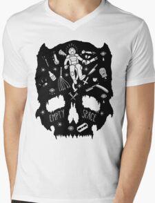 Empty Space Mens V-Neck T-Shirt
