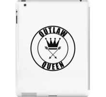 Once Upon a Time - Outlaw Queen iPad Case/Skin