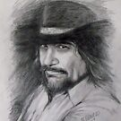 Waylon Jennings  by A. F. Branco