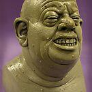 Blair: sculpture by EvanCampbell