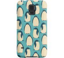 Happy penguins Samsung Galaxy Case/Skin