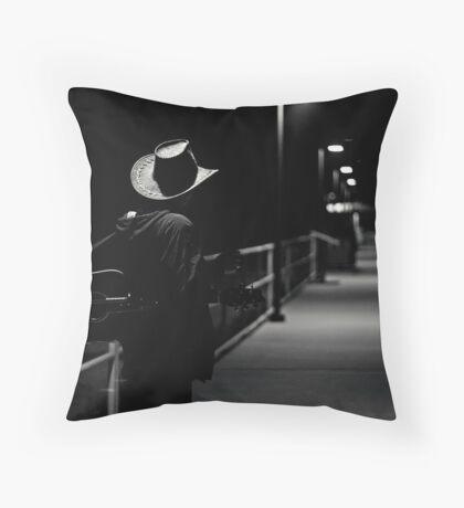 The Traveler Throw Pillow
