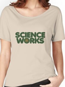 SCIENCE works Women's Relaxed Fit T-Shirt