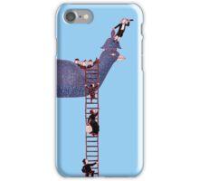 Bird Rescue Boat iPhone Case/Skin