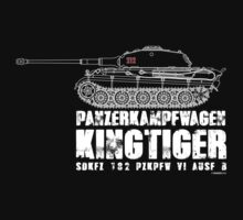 KINGTIGER TANK by PANZER212