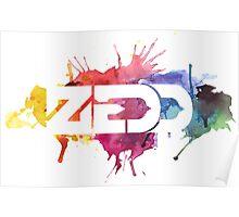 Zedd Splash Poster