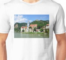 Along The Beautiful Danube River Unisex T-Shirt